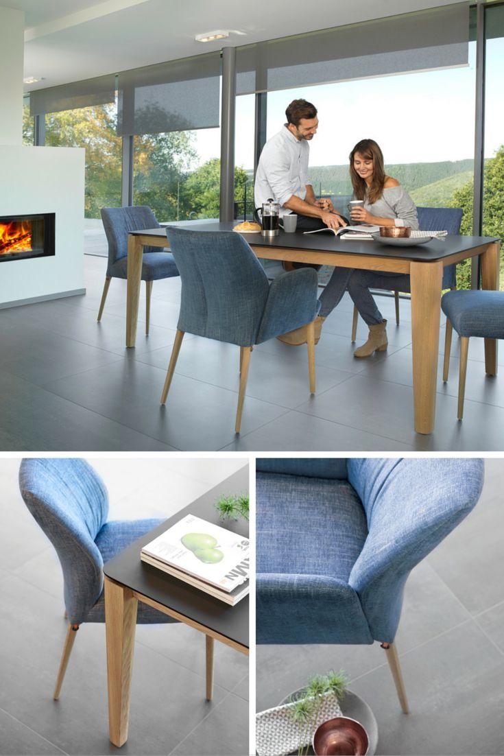 Gris Chambre Feng Shui :  chaise garnie dont vous pouvez définir la couleur et les finitions