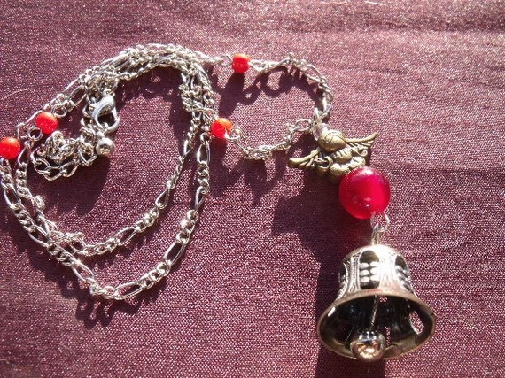 Every time a bell rings by queenginya on Etsy, $15.00