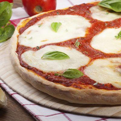 Az olasz pizza receptje, ahogy Nápolyban is készítik