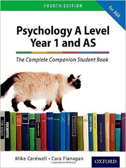 This book is designed to help turn understanding of psychology into even better examination performance....
