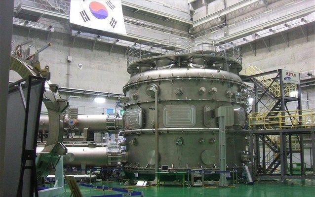 Ν. Κορέα: Εντυπωσιακές επιδόσεις αντιδραστήρα πυρηνικής σύντηξης | naftemporiki.gr