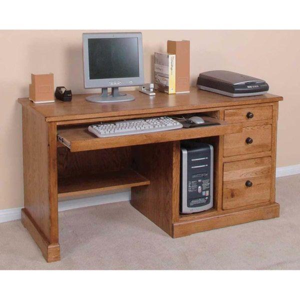 Work In Coziness 20 Farmhouse Home Office Décor Ideas: Top 25+ Best Computer Desks Ideas On Pinterest
