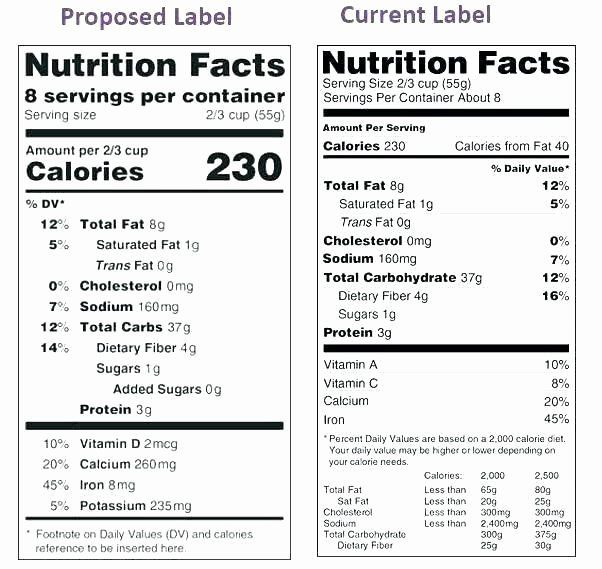 Nutritional Label Template Excel Awesome Nutrition Label Template Excel Habada Label Templates Dvd Label Template Labels