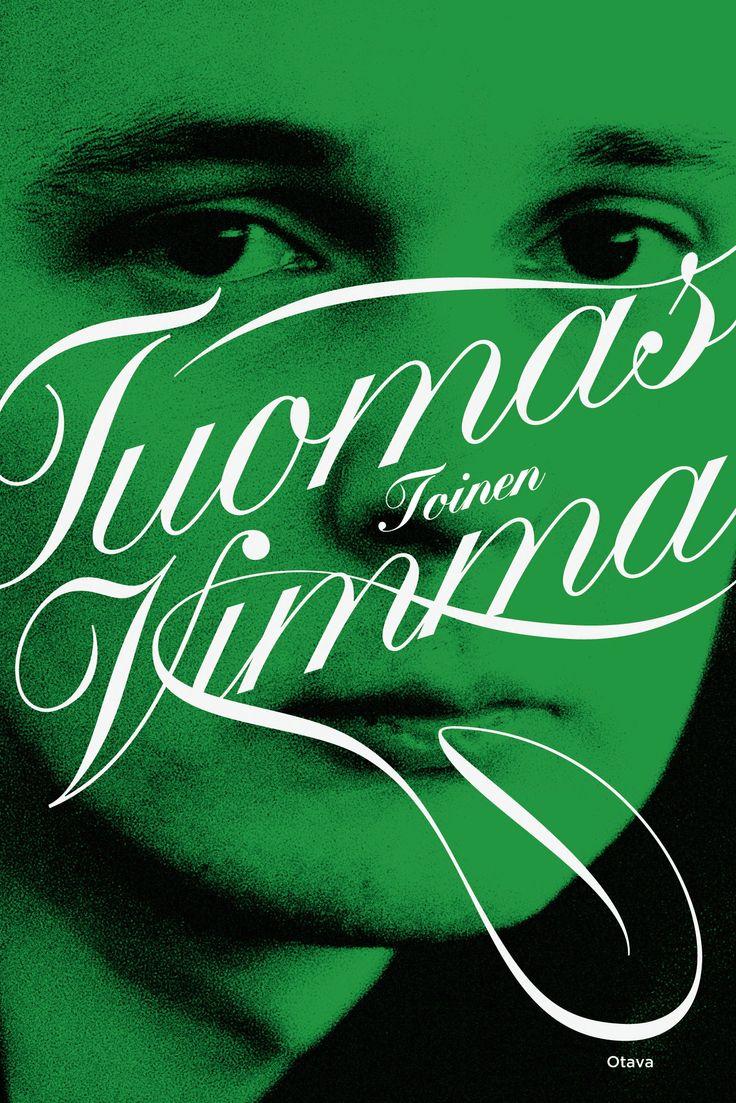 Title: Toinen | Author: Tuomas Vimma | Designer: Anja Reponen