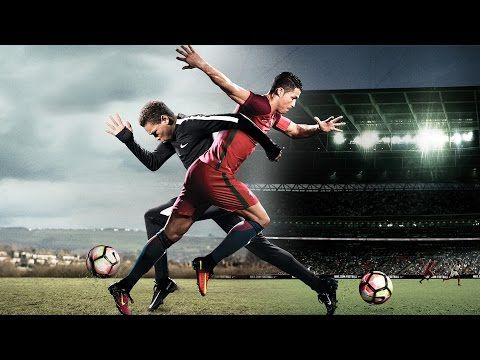 Nike Football Presents: The Switch ft. Cristiano Ronaldo, Harry Kane, Anthony Martial & More - YouTube