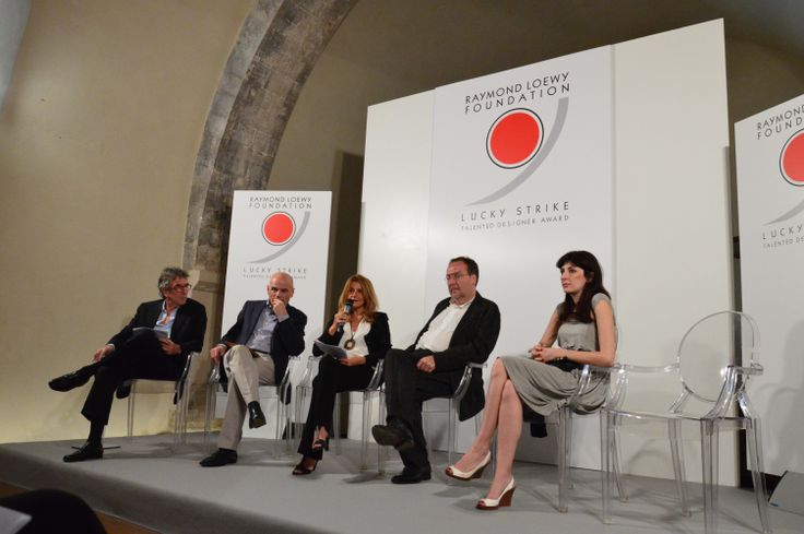 Castello Svevo Bari-IX #LuckyStrike Talented #Designer Award- workshop with jury members