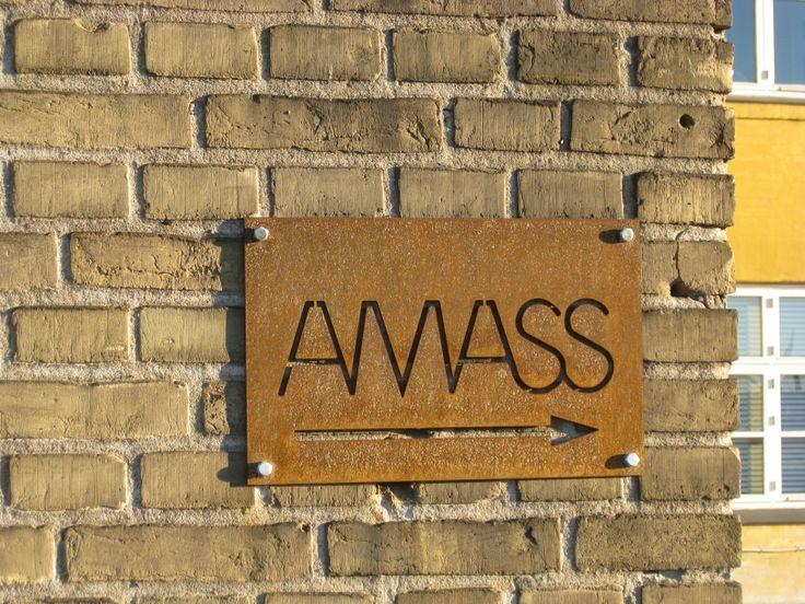 New restaurant in town. Amass.