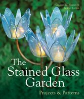 The Stained Glass Garden Book