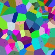 Diagramma di Voronoi - Wikipedia