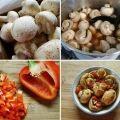 Как приготовить быстрые маринованные грибочки! - рецепт, ингридиенты и фотографии