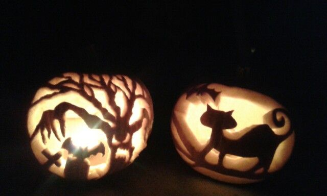 Tips for carving Pumpkins