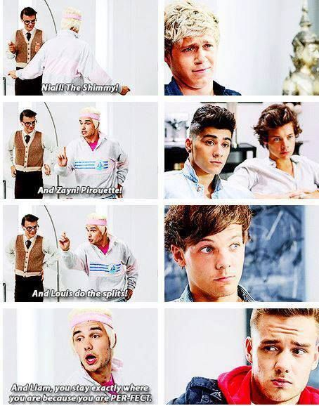 "one direction, best song ever. I LOVE their faces when ""Leeroy"" assigns their dance moves @mariellabrownp"