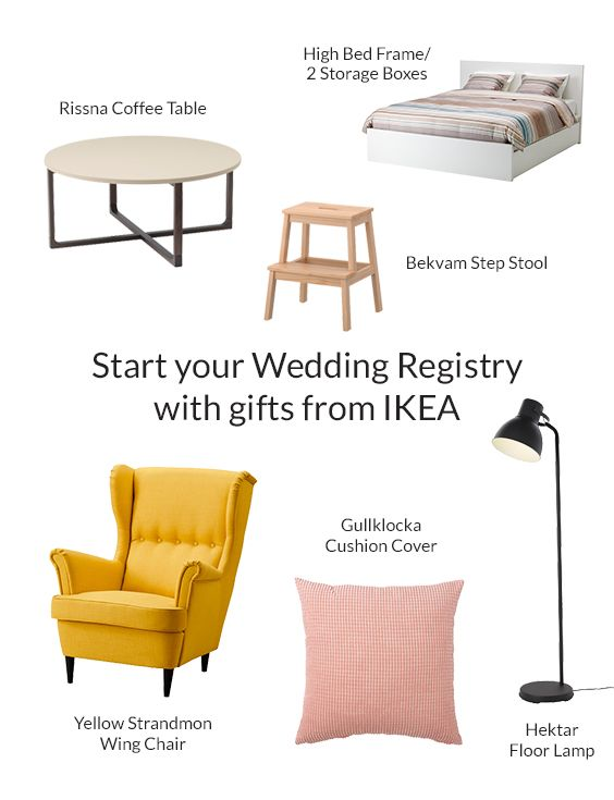 Wedding Gift List Ikea : ... Ikea Wedding Registry on Pinterest Good red wine, Ikea registry and