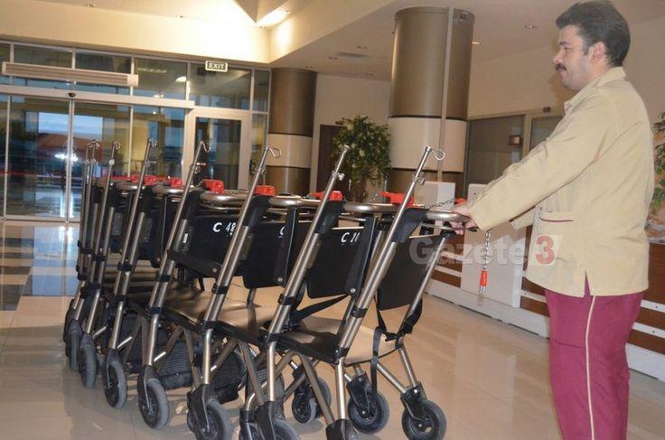 AKÜ Hastanesi kendini yeniliyor