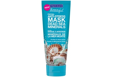 Freeman - Freeman Facial Anti-stress Mask Dead Sea Minerals -kasvonaamio