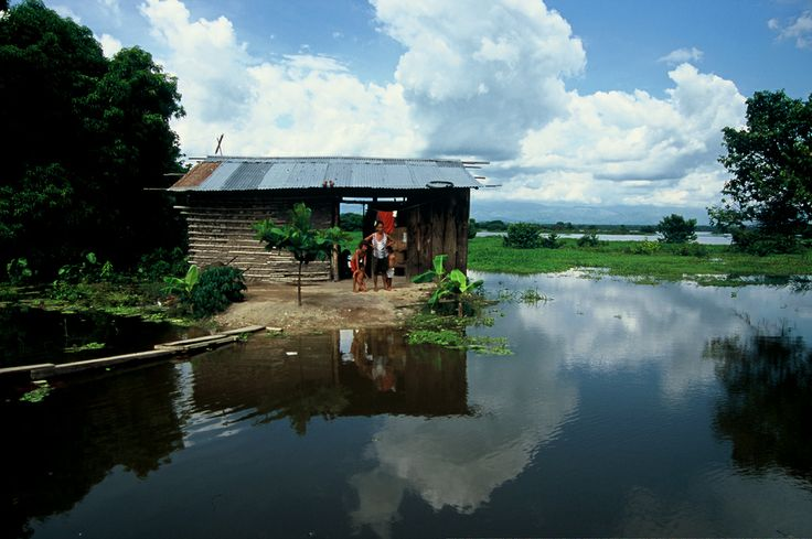 Family whose home floods every year