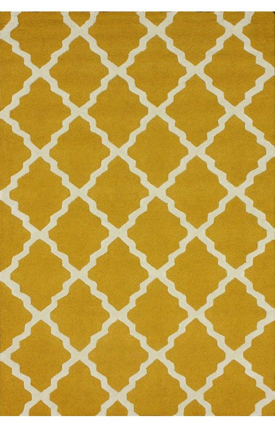 Vote: for an area rug in the nursery - trellis, chevron or stripes? I'm a little worried about overdoing the chevron in my house (Rugs USA Homespun Moroccan Trellis Bubble Gum Rug)