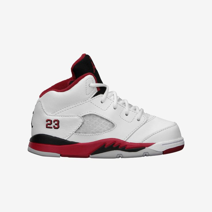 Air Jordan 5 Retro Infant Toddler Boys Shoe