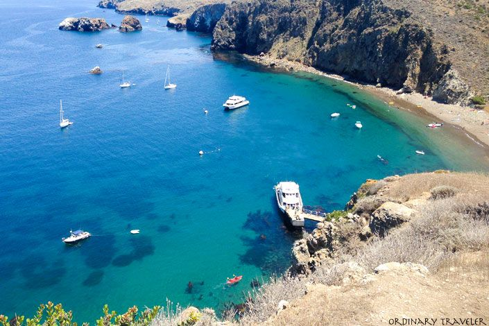 Camping in California's Channel Islands - Ordinary Traveler