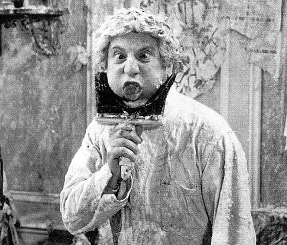 The Marx Brothers Quotes: Harpo Marx Doing His Famous 'Gookie' Face.