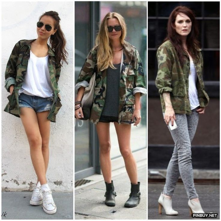 army style-2013 - Army Girl