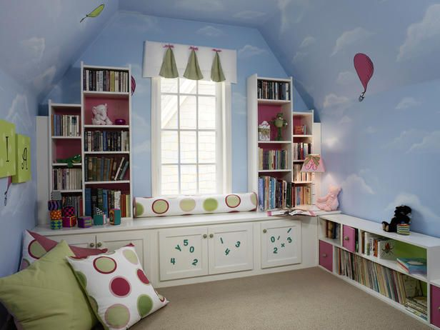 Make your child's room full of fairy tale wonder.