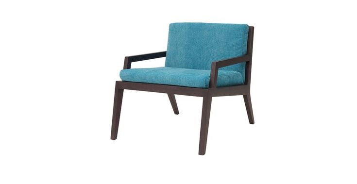 Our Terra Living #Chair is a #style from the past redesigned for today's #modern #home. Available in a variety of #leathers, #fabrics and wood stains.