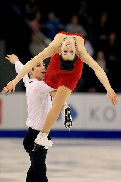 Virtue & Moir - Ice Dancing perfection!