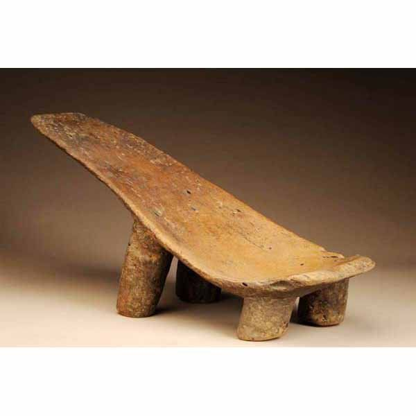 189: West African Senufo Chair. : Lot 189