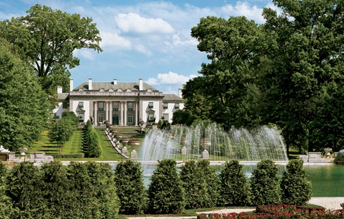 Experience the grandeur of the Nemours Mansion and Gardens, a 300-acre country estate of the late industrialist and philanthropist Alfred I. duPont.