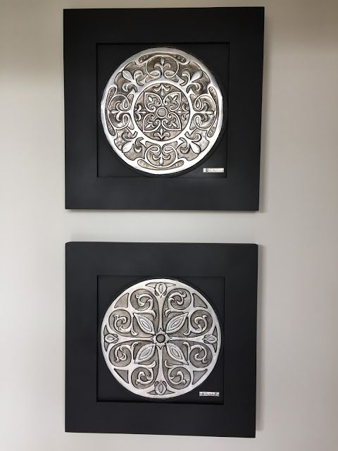 ESTÚDIO MIRIAN KELLER - Um jeito todo especial de fazer arte no metal ... (Metaloplastia)