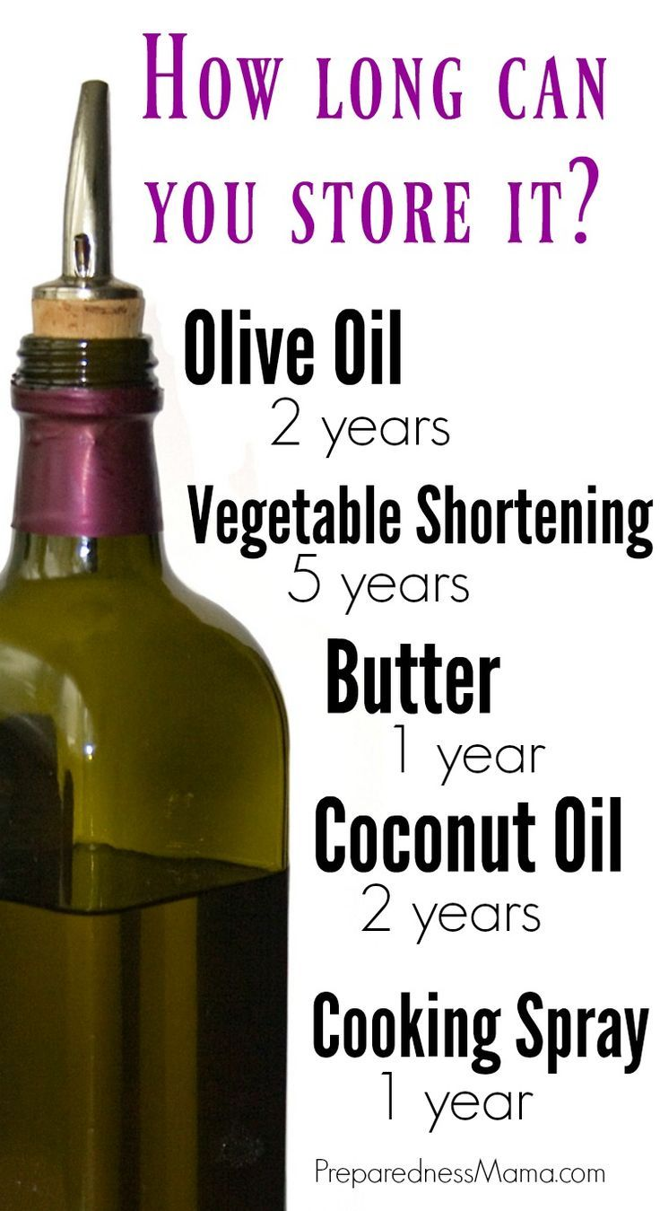 What are the best cooking oils to have in your storage? These top 5 can be put to used for cooking and preparedness.