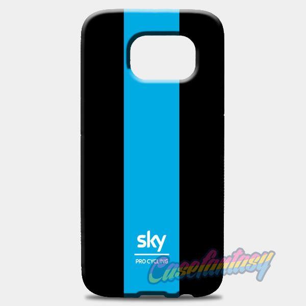 Team Sky Bike Pro Cycling Samsung Galaxy S8 Case | casefantasy