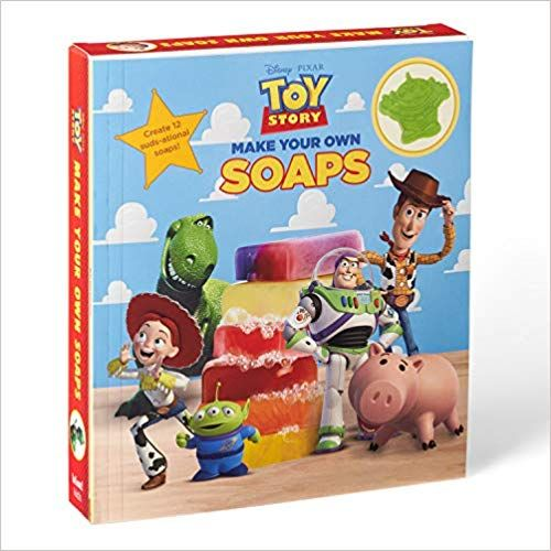 Make Your Own Toy Story Soaps Has Everything You Need To Create