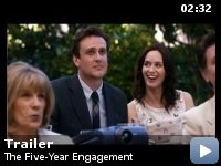 The Five Year Engagement  I love Jason Segel!