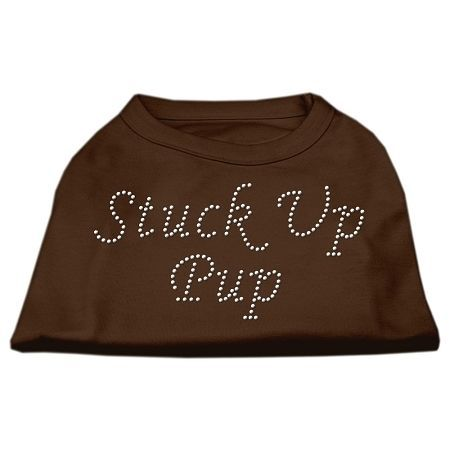 J,Stuck Up Pup Rhinestone Shirts Brown XL (16): Bid: 12,98€ (£11.45) Buynow Price 12,98€ (£11.45) Remaining Listing Closed A poly/cotton…