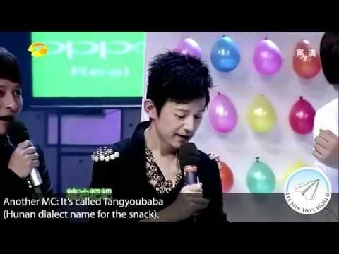[ENG SUB] Happy Camp, Lee Min Ho - 120218.mp4