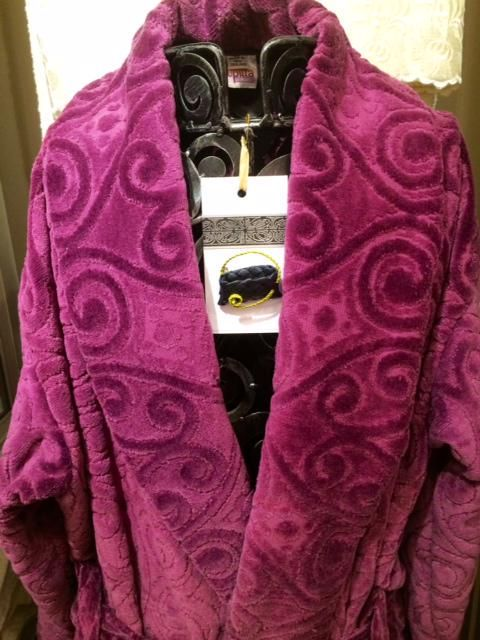 Heritage Bathrobe Unisex Made in NZ