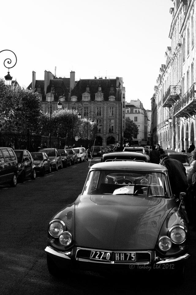 Paris citroen