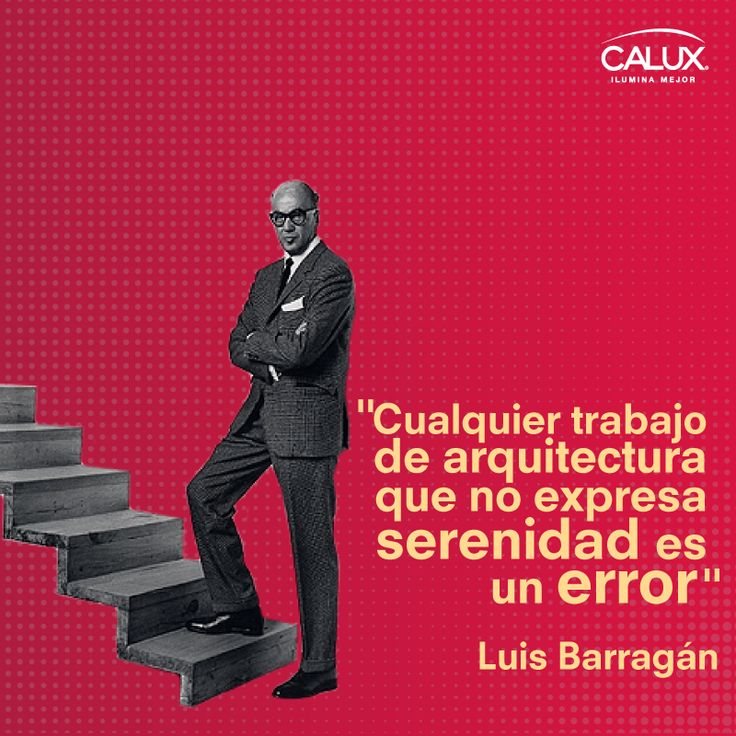 El jalisciense Luis Barragán Morfín fue uno de los arquitectos mexicanos más importantes del siglo XX y el único en obtener el Premio Pritzker, en 1980.
