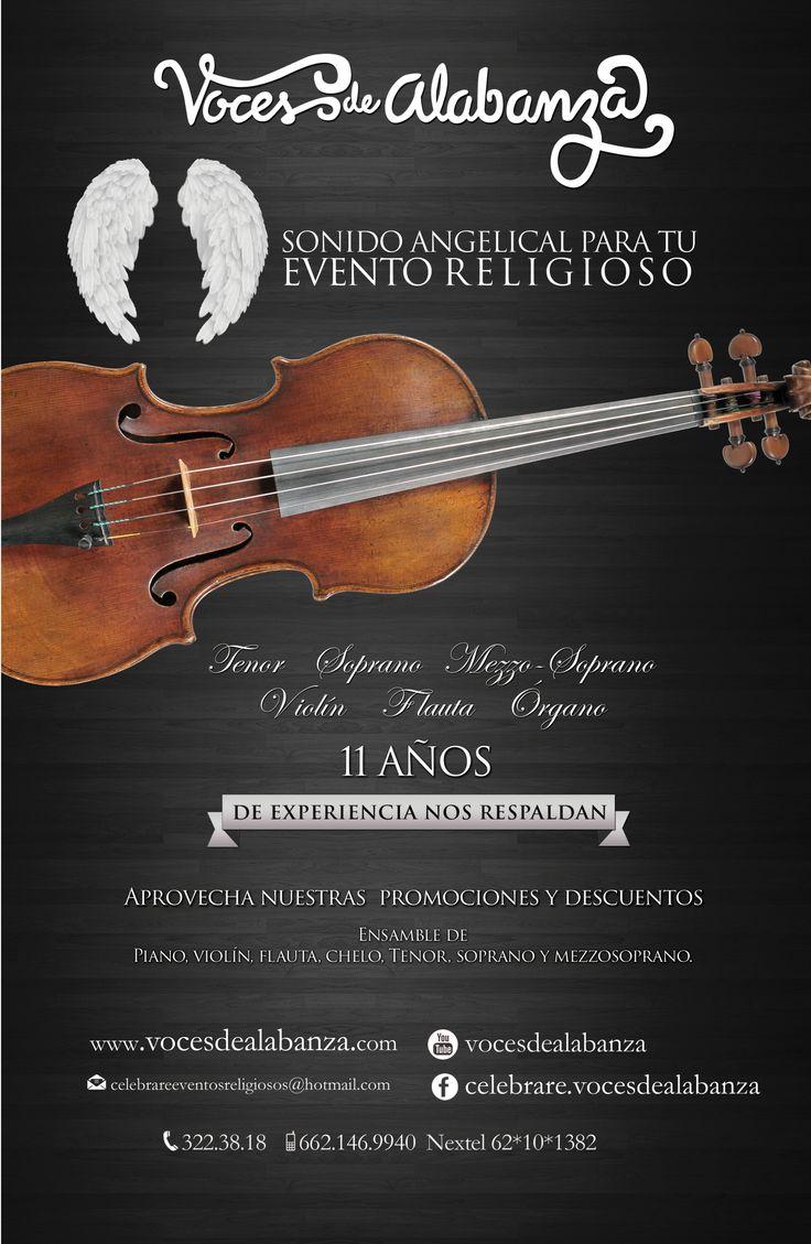 Voces de Alabanza   http://www.vocesdealabanza.com/ #Bodas #Hermosillo