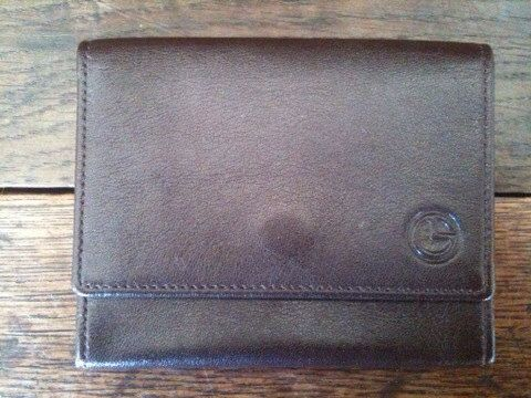 28.90 kr. Vintage English Brown Wallet / English Shop by EnglishShop on Etsy