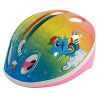 My Little Pony Safety Helmet 48 - 52cm: My Little Pony fans will love to wear and stay safe with… #Cycling #Cycle #Cycles #Bicycle #Bicycles