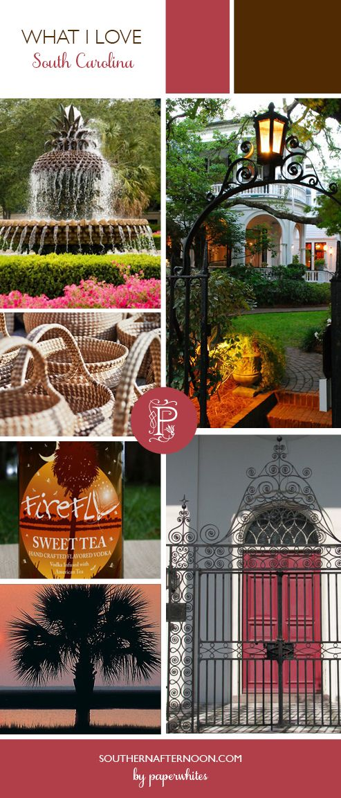 Charleston, SC - Simply THE best southern city! A Romantic, Historic, Beachy, Foodie Heaven!