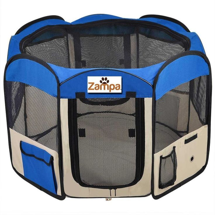 Doggy Play Pen - Keep Your Puppy Safe - Give Yourself a Break!