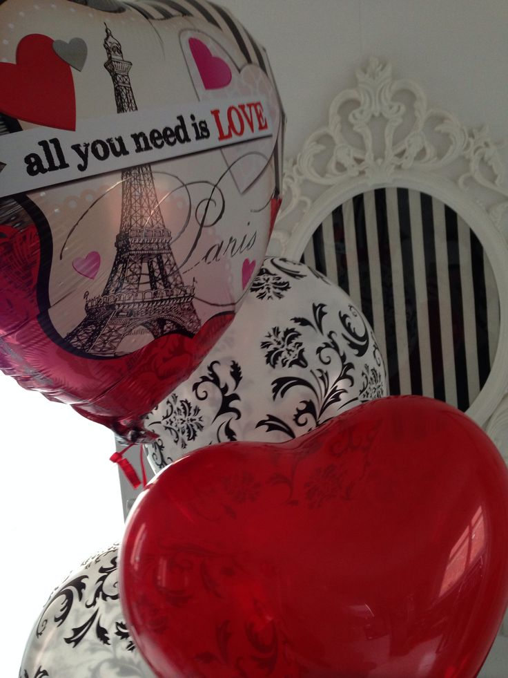 8 best decorazioni di palloncini images on pinterest - Decorazioni san valentino ...