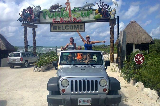 Private and Customizable Jeep Excursion in Cozumel With Lunch and Snorkel