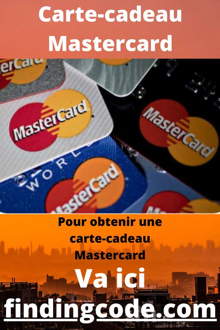 Comment Faire Pour Avoir Une Mastercard