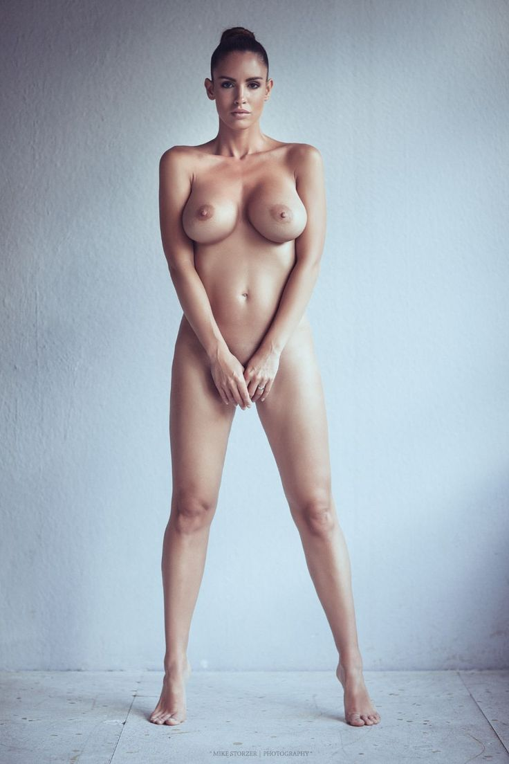 Naked lady nice boobs
