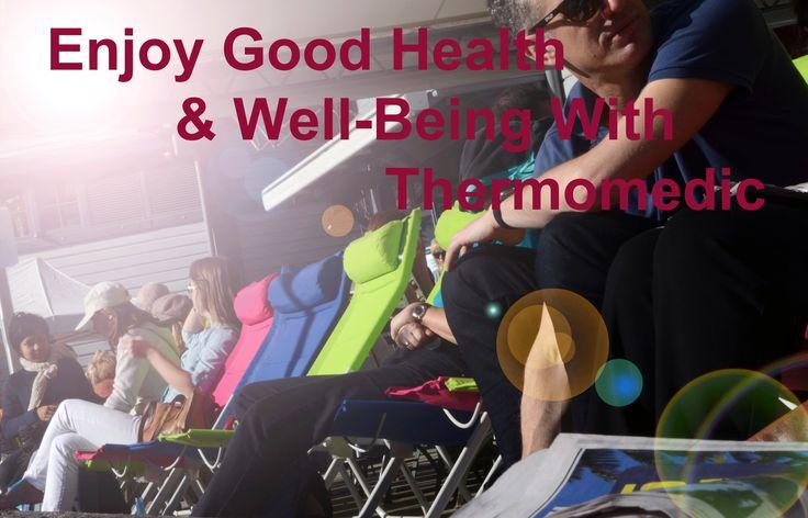 Enjoy Good Health An Improved Sense Of Well-Being